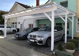 Carport #18, Nupaky/2017