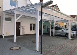 Carport #19, Nupaky/2017
