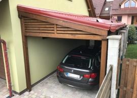 Carport #23, Liberec/2019
