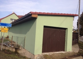 Střechy #02, Svinaře/2012