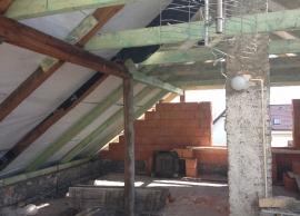 Střechy #04, Smečno/2013