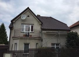 Střechy #09, Praha-Modřany/2016